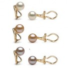 Freshwater Freshadama Pearl Clip-On Earrings from 7-8 mm