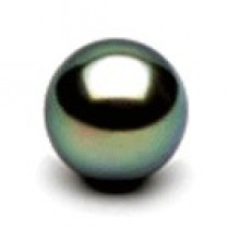 Loose Round Tahitian Pearl size from 8-9 mm AA+ or AAA
