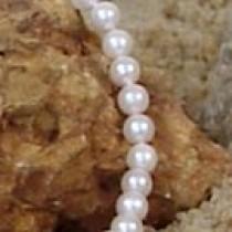 22-inch Akoya Pearl Necklace 6-6.5 mm AA+ or AAA