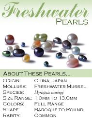 Freshwater Akoya pearl farming