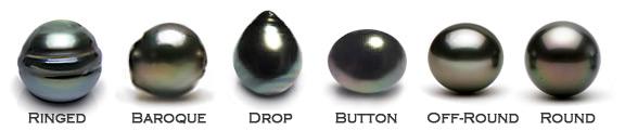 Pearl shape